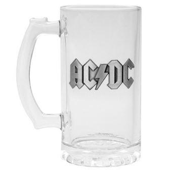 Jarra de vidrio AC/DC