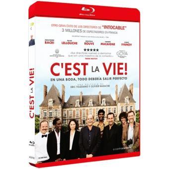 C'est la vie  - Blu-Ray