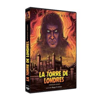 La Torre de Londres - DVD