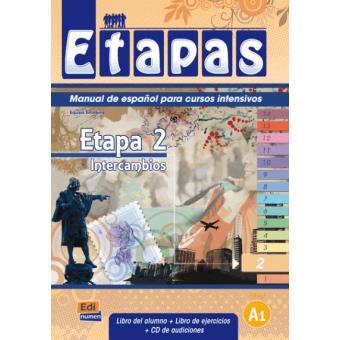 Etapas 2. Intercambios. Libro de alumno + Libro de ejercicios
