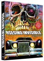 Asesino Invisible - Ed. especial - Blu-Ray