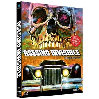 Asesino Invisible  Ed. especial - Blu-Ray