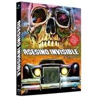 Asesino Invisible  Ed. especial - Blu-Ray
