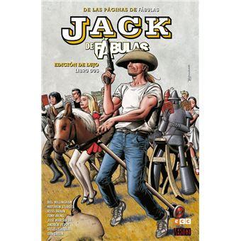 Jack de Fábulas: Edición de lujo - Libro 2 (de 2)