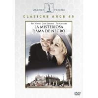 La misteriosa dama de negro - DVD