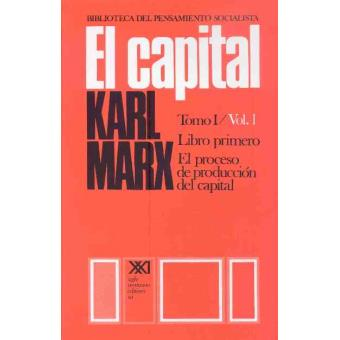 EL CAPITAL TOMO 1 FCE EBOOK