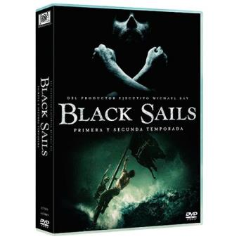 Black Sails (Temporadas 1 y 2) - DVD
