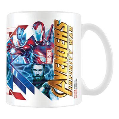 Taza Marvel Los Vengadores - Vengarores