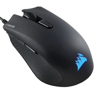 Ratón gaming Corsair Harpoon RGB Pro Negro
