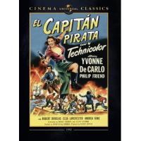 El capitán pirata - DVD