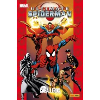Ultimate Spiderman 20. Caballeros
