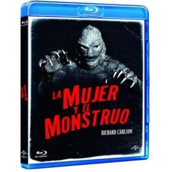 La mujer y el monstruo - Blu-Ray