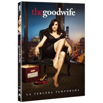 The Good Wife  Temporada 3 - DVD