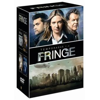 Fringe  Temporadas 1 a 4 - DVD