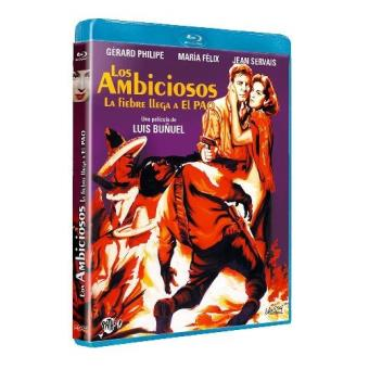 Los ambiciosos - Blu-Ray