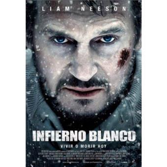 Infierno blanco - DVD