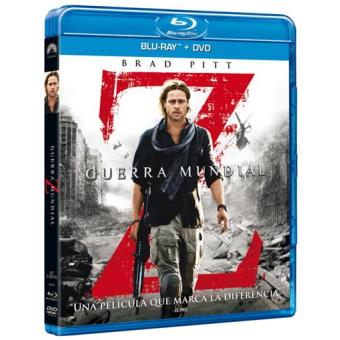 Guerra mundial Z - Blu-Ray + DVD