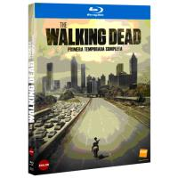 The Walking Dead  Temporada 1 - Exclusiva Fnac - Blu-Ray