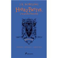 Harry Potter y la piedra filosofal. Ed Ravenclaw
