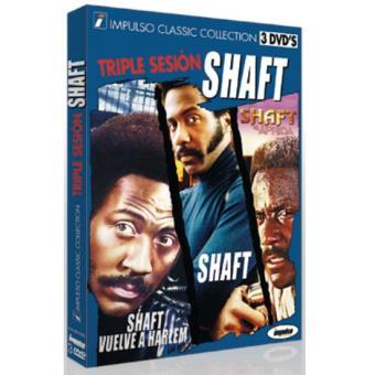 Pack Shaft: Triple sesión - DVD