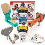 Labo: Kit de VR: El set completo - Nintendo Switch