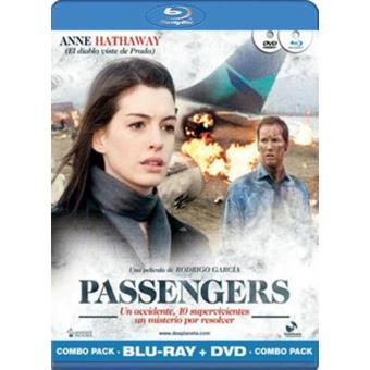 Passengers - Blu-Ray + DVD