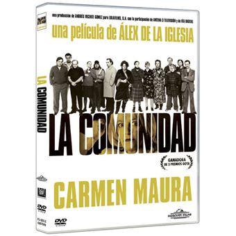 La comunidad - DVD