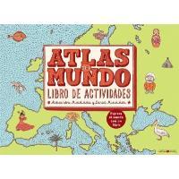 Atlas del mundo. Libro de actividades