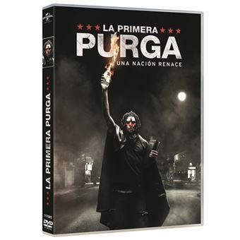 La primera purga: Una nación renace - DVD