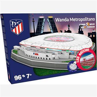 Puzle Atlético LED Wanda Metropolitano