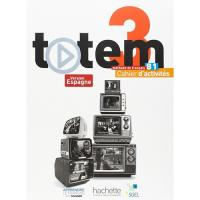Totem 3: Cahier d'exercices (Nivel B1, libro + CD)