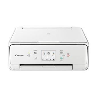 Impresora multifunción Canon Pixma TS6251 Wi-Fi Blanco