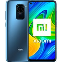 Xiaomi Redmi Note 9 6,53'' 128GB Gris