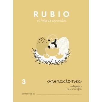 Operaciones Rubio 3