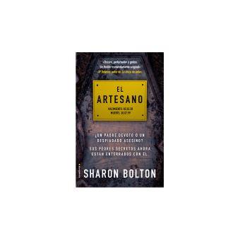 Resultado de imagen de reseña libro el artesano sharon bolton