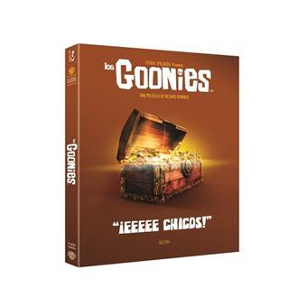 Los Goonies - Ed Iconic - Blu-Ray
