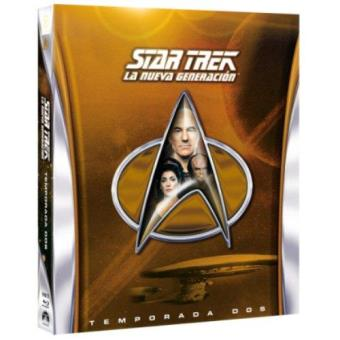 Star Trek NG - Temporada 2 - Blu-Ray