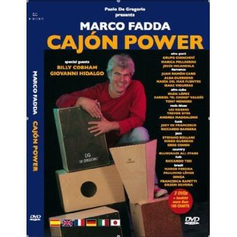 Cajón Power - DVD