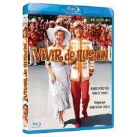 Vivir de Ilusión - Blu-ray
