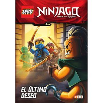 Lego Ninjago- - El último deseo