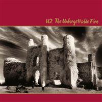 The Unforgettable Fire - Vinilo rojo