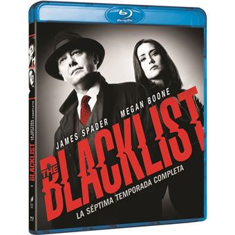 The Blacklist Temporada 7 - Blu-ray