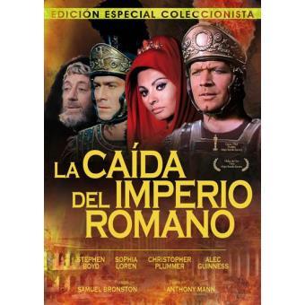 La caída del Imperio Romano + Cómic - DVD