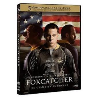 Foxcatcher - DVD