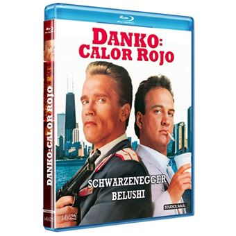 Danko, calor rojo - Blu-Ray