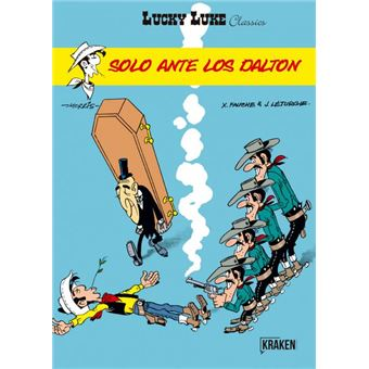 Lucky Luke 9 - Solo ante Los Dalton