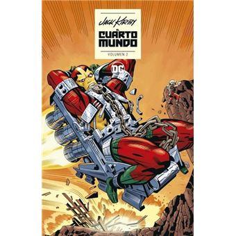 El Cuarto Mundo de Jack Kirby Vol. 2 - 2ª Ed