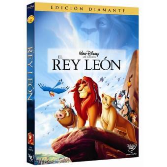 El Rey León (Ed. Diamante) - DVD