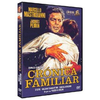 Crónica familiar - DVD