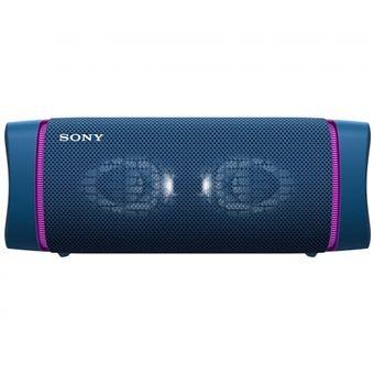 Altavoz Bluetooth Sony SRS-XB33L Azul